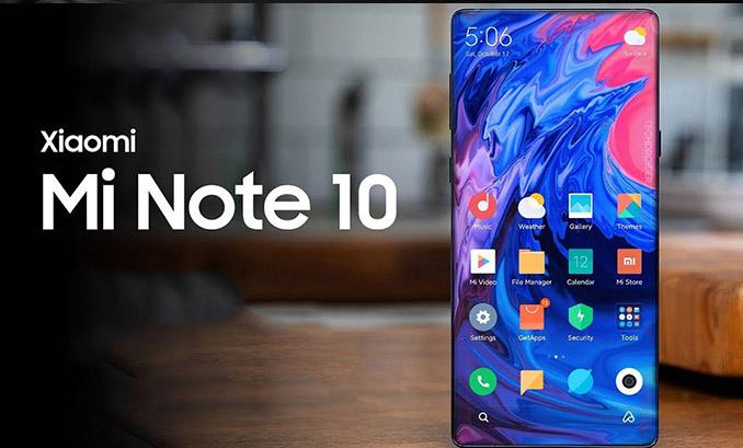 Xiaomi Mi Note 10 Özellikleri ve Fiyatı Neler
